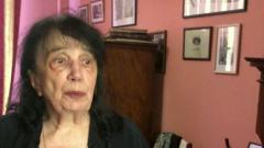 Вдова Алексея Баталова Гитана Леонтенко показала комнату великого актера