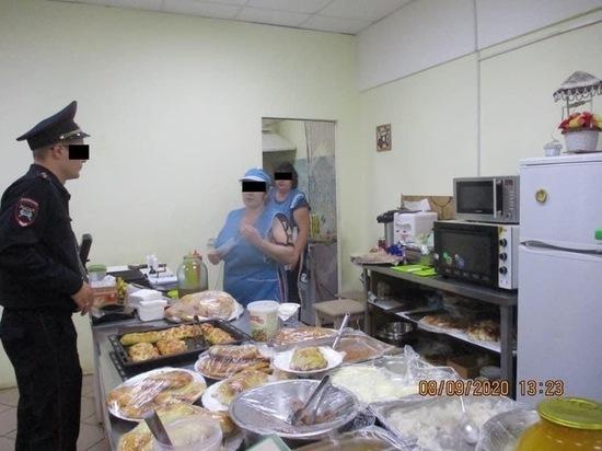 В кафе Кондрово посетителей обслуживали с грубыми нарушениями