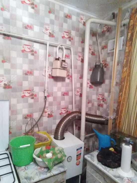 В Саратовской области семья с ребенком отравились газом