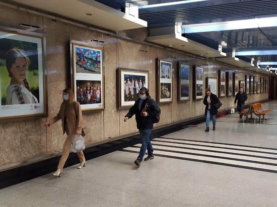 В московском метро открылась посвященная Марий Эл фотовыставка