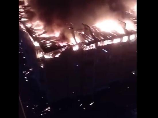 СУ СК: сгоревшая в Краснодаре многоэтажка на Российской построена с серьезными нарушениями