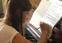 Пьеса юной пианистки из Ямала вошла в сборник отечественного фольклора