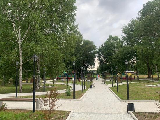 В Хабаровском крае навели порядок в 69 площадках для отдыха