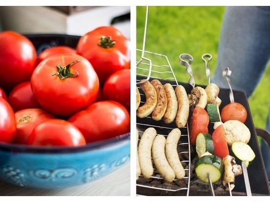 Оригинальный способ приготовления повышает пользу томатов
