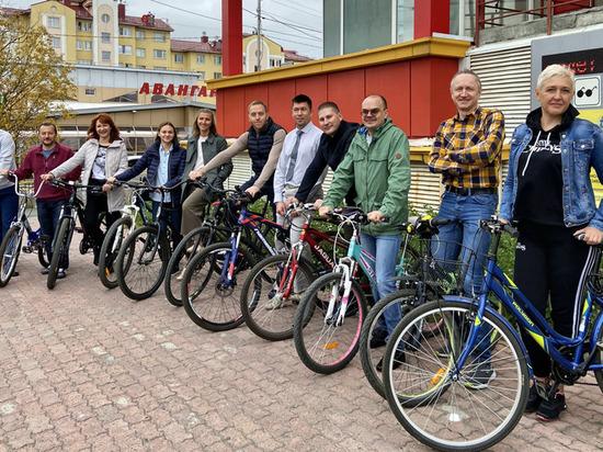 Больше 2,5 тысяч жителей Ямала пересели на велосипеды ради экологии