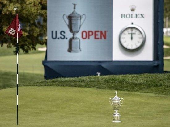 На Крылатой ноге: стартует US Open по гольфу - турнир круче Олимпиады