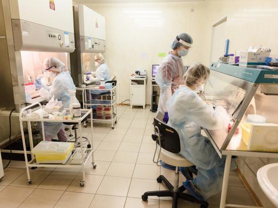 В Заполярье выявлено 72 новых случая заражения коронавирусом
