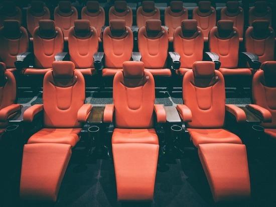 В Лондоне появился плавучий кинотеатр