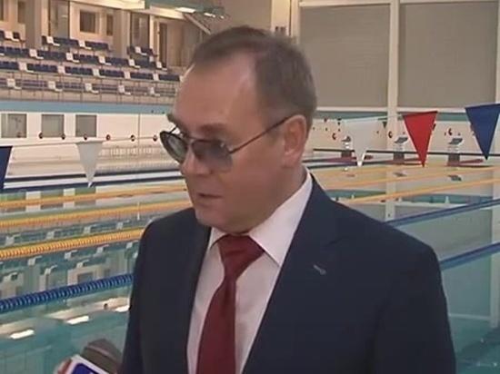 Спорткомплекс Абакан получил имя Николая Булакина