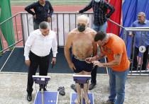 Российский пенсионер поставил рекорд, похудев на 9 кг за 5 часов