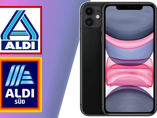 Германия: iPhone 11 скоро в Аldi