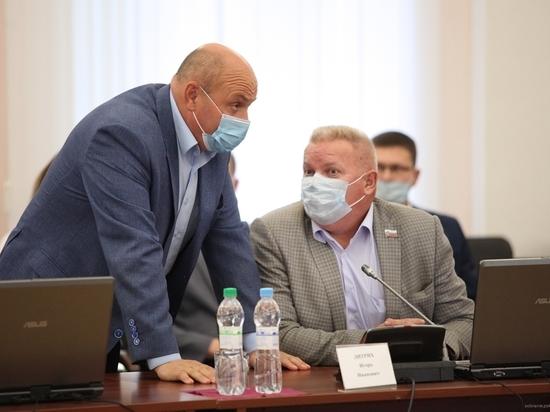 Областных депутатов в Пскове станет вдвое меньше