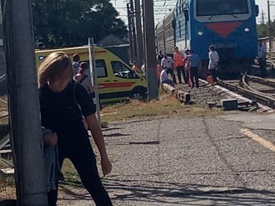 В Ростовской области 74-летнюю пенсионерку сбил поезд
