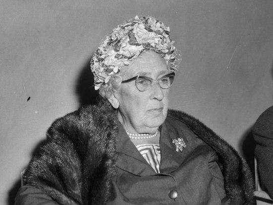 130 лет со дня рождения королевы детектива