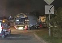 Странное зрелище озадачило вечером в понедельник жителей подмосковного Одинцово