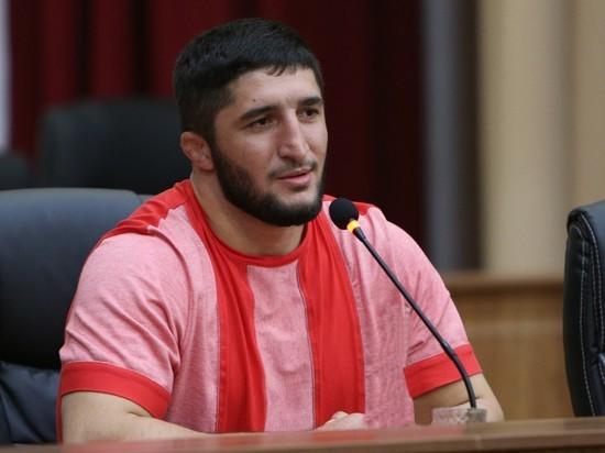 Наставником росгвардейцев Северного Кавказа стал олимпийский чемпион