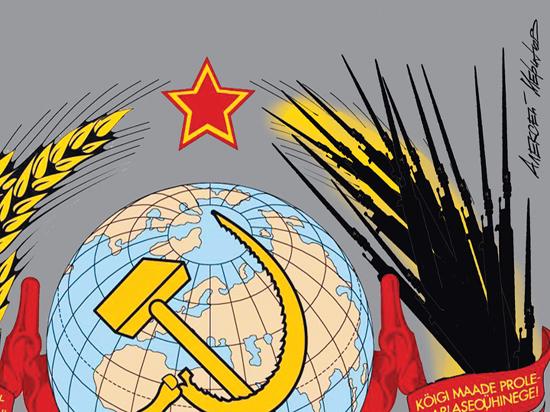Никакого «пролетарского интернационализма» не было