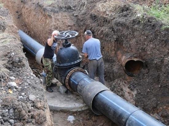Воду в Лаганском районе Калмыкии проверила прокуратура