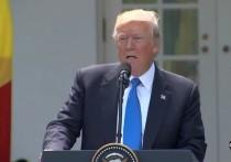 Трамп пригрозил ответить на удар Ирана «в тысячу раз сильнее»