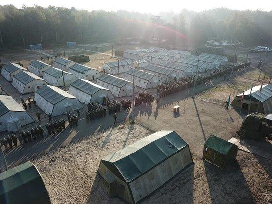 Псковские десантники пробудут в Белоруссии две недели