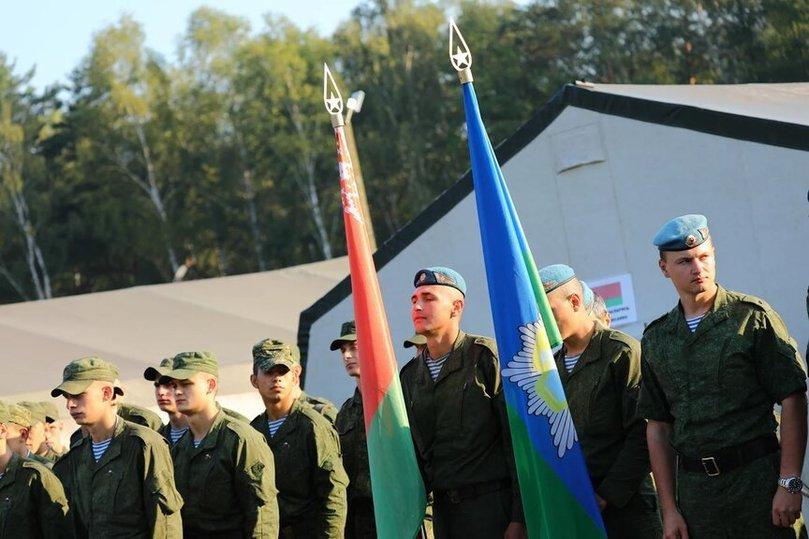 Две недели пробудут в Белоруссии псковские десантники, фото-5