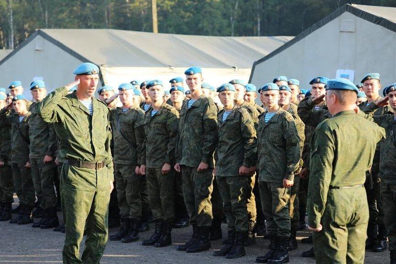 Две недели пробудут в Белоруссии псковские десантники, фото-2