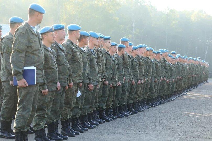 Две недели пробудут в Белоруссии псковские десантники, фото-3