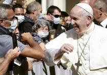 Папа Римский может посетить Беларусь