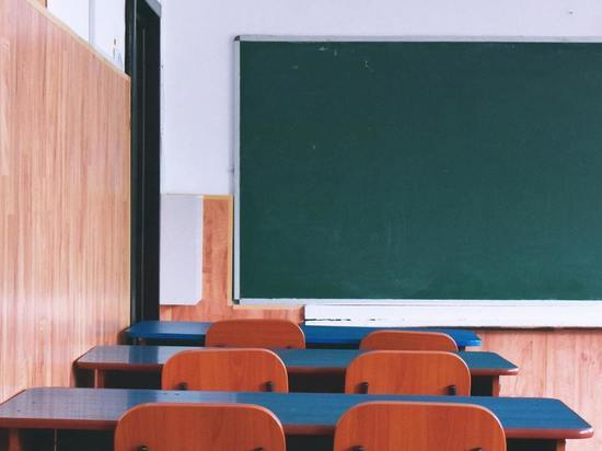 Гимназию в Киришах полностью перевели на дистанционное обучение