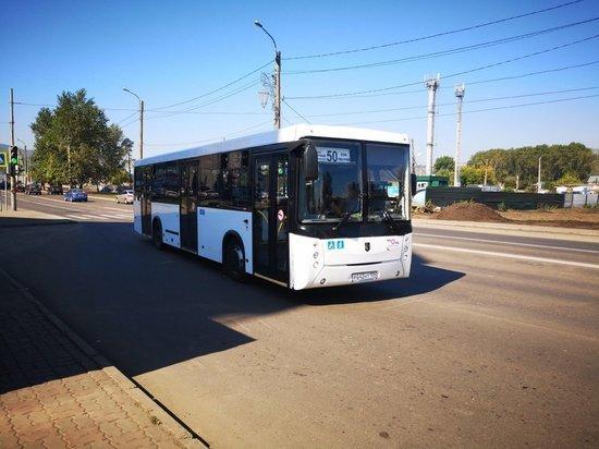 Поездка на автобусе 50-го маршрута шокировала красноярских общественников