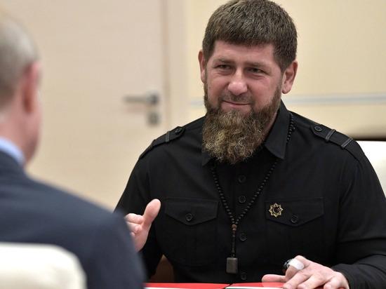 Чеченское ТВ сообщило о возможной провокации с маской Кадырова