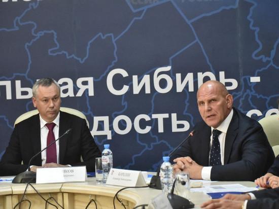 Большинство населения Новосибирской области безоговорочно поддерживает «Единую Россию»