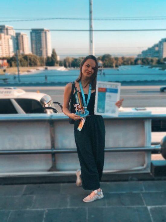 Студентка из Хабаровска стала лауреатом всероссийского фестиваля