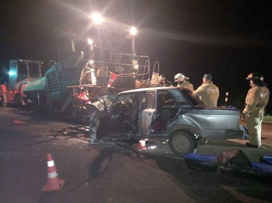 Страшная авария в Башкирии унесла жизни трех человек