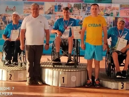 Параспортсмен из Кинешмы стал лучшим на соревнованиях в Евпатории