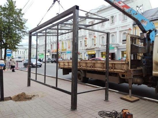 В Ярославле сосчитали остановки общественного транспорта