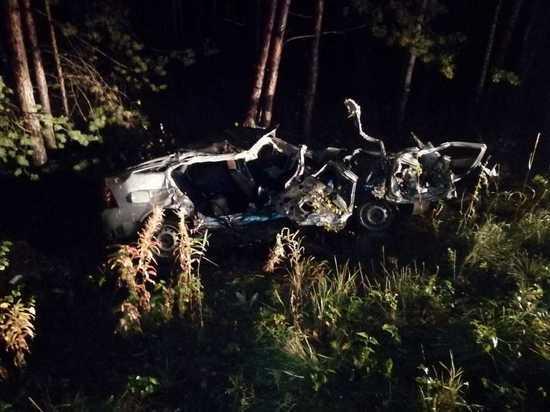 Молодой южноуралец погиб в ДТП, еще два человека ранены