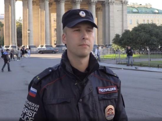 Полицейский из Петербурга второй раз за год спас человека от смерти