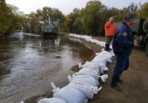 Последствия разлива Ушаковки ликвидируют в Иркутске