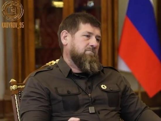 Глава Чечни Рамзан Кадыров в своем телеграмм прокомментировал происшествие в Калининграде