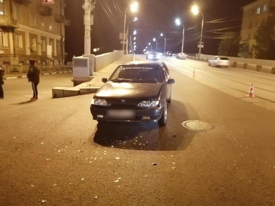 В Твери молодой водитель переоценил свои навыки и попал в ДТП