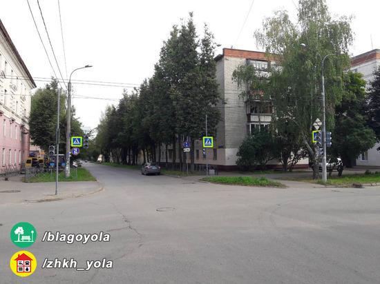 В Йошкар-Оле появились новые светофоры