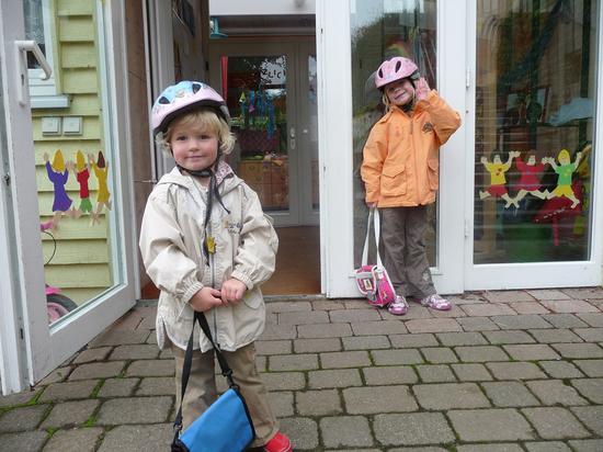 Германия: Как получить место в детском саду