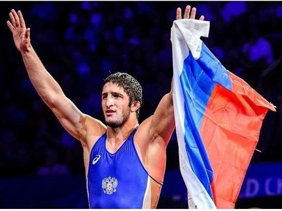 Олипийский чемпион из Дагестана получил должность в Росгвардии