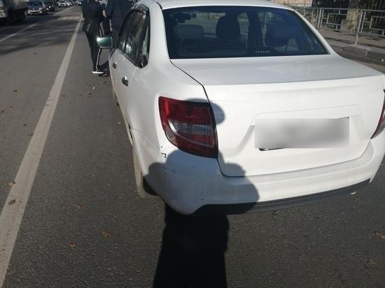 В Твери мальчик пострадал из-за нежелания водителя уступить дорогу