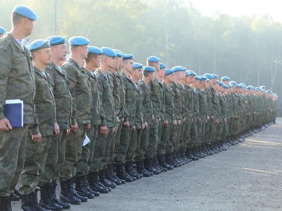 Что псковские военные делают в Белоруссии