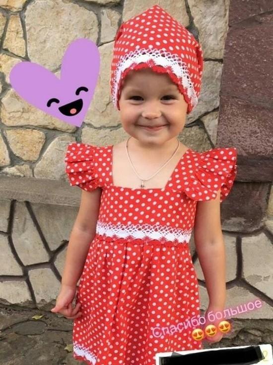 Приставы просят помочь найти 3-летнюю девочку в Волгоградской области