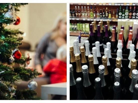 В России предложили ограничить продажу спиртного на Новый год