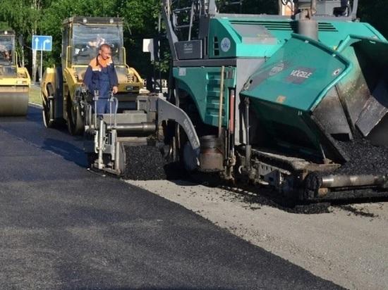В Калуге комиссия приняла три отремонтированные дороги
