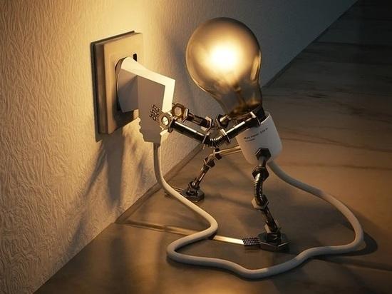 В Калуге по шести улицам отключена электроэнергия